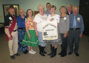 County Line Square Dancers.