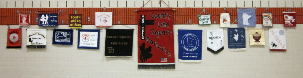 Banners on Display!