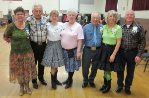 County Line Square Dancers!