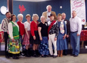 County Line Square Dancers, with Callers Abe Maier & Royce Nelson!