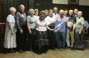 County Line Square Dancers, with Caller Abe Maier!