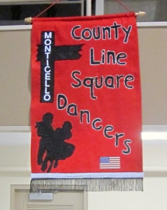 County Line Squares banner!