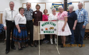 County Line Squares members also danced on May 25, 2019.