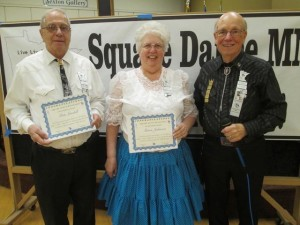 Don Lundell and Mavis Johnson were the Second Most-Active dances for July-December 2019 with 125 events.
