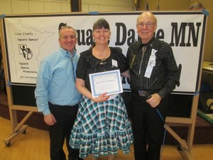 Bill and Char VanBergen received their 1st and 2nd New Graduate awards.